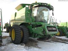 2013 John Deere S670 9803