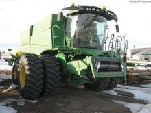 2013 John Deere S680 9428