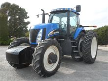 2003 NEW HOLLAND TG285