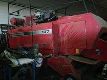 2009 Massey Ferguson MF 187 Lar