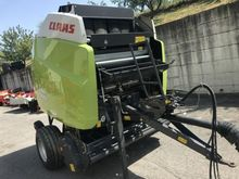 2009 Claas VARIANT 380 RC Round