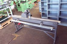 Edge Grinding Machine RS