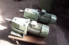 VEB 16 rpm gear motors