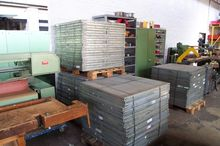 Used Screw rack galv