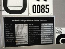 HEYLO Therm U 40 gas HEYLO hall