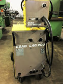 Used ESAB LAG 200 we