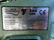 Huvema Hu 712 bs metal belt