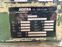 ACIERA 13 T 1 E Tischbohrmaschi