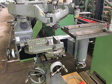 Lid 21 GK copy milling machine