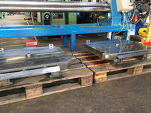 800 x 625 mm T - slot clamping