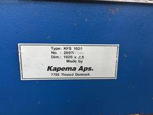 KAPEMA KFS 1025 Swivel bending