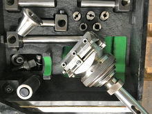 Wohlhaupter UPA 4s 5/4078 Bore
