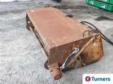 Used road sweeper in