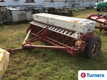 Duncan seed-drill