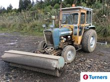 1980 Ford tractor