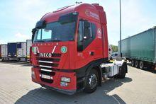 2007 IVECO STRALIS 440S50