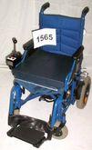 Meyra Blau/Schwarz Wheelchair #