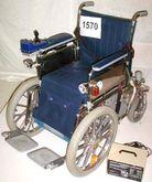 Meyra Blau/Chrom Wheelchair #15