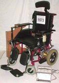 Garant Schwarz Wheelchair #1573