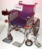 F.Albrecht GmbH Blau Wheelchair
