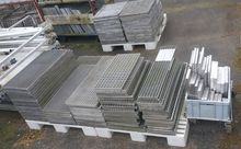 Used Steel grating f