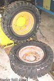 Continental  Fork lift Wheels w