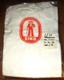Eiko Baumwolle Weiss Shirt for