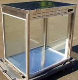 Refrigerated glass cabinet #227