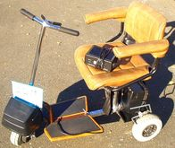 Lark Mobility scooter #2401