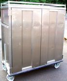 Edelstahl Transport container #