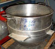 Used Stirrer tank; s