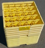Cambro  Dishwasher racks #4458
