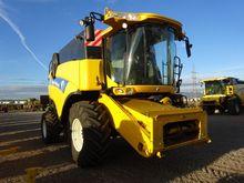 2012 NEW HOLLAND CX8050 SL