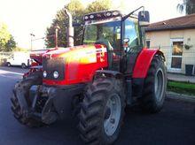 2012 Massey Ferguson 5470 Farm