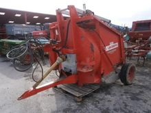 1990 Cacquevel 1607 Silage Feed