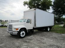 1998 FORD F600