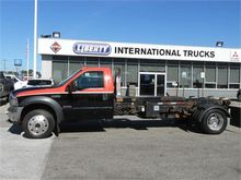 2007 FORD F450