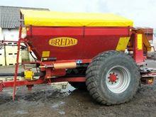 Used 2015 Bredal K-4