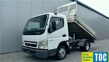 2009 Fuso Canter 3C15
